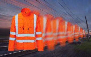 HAZCHEM Rail ppe and technical workwear