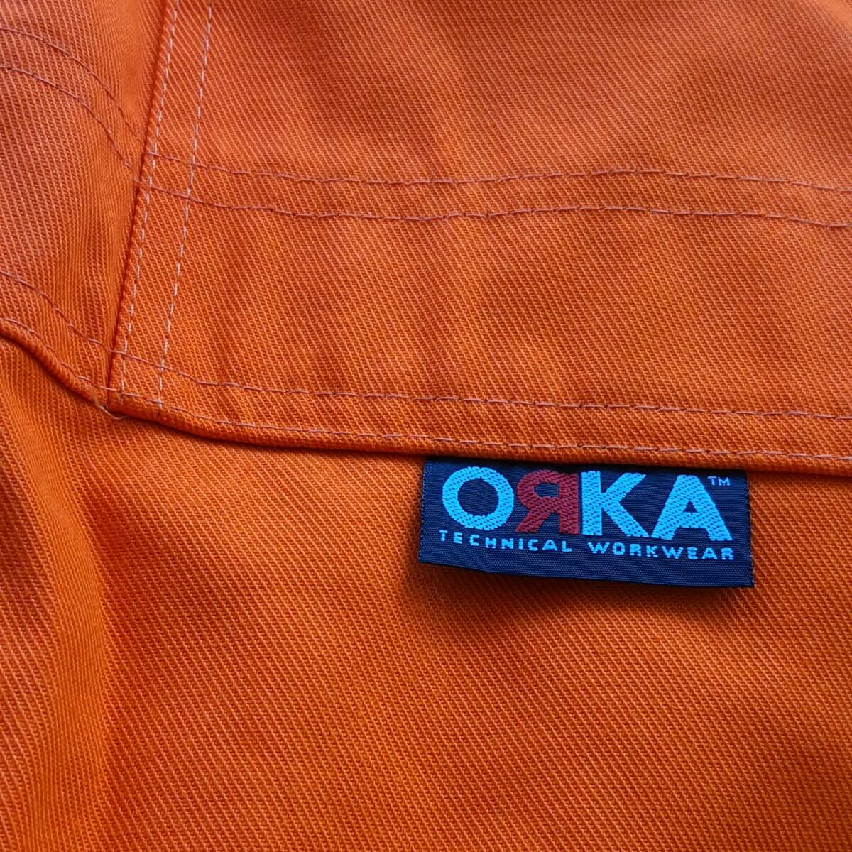 FR7344_ORKA Zip Fabricator FR Coverall_Woven Label
