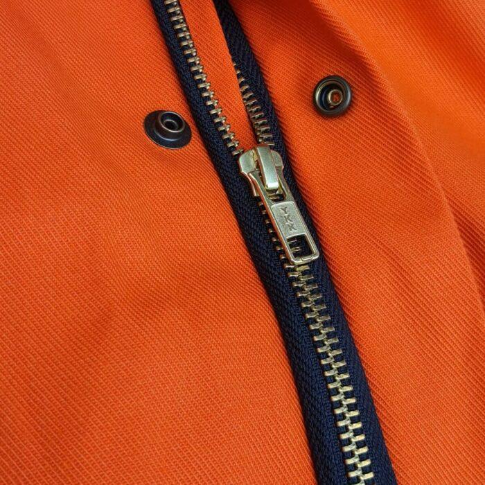 FR7344_ORKA Zip Fabricator FR Coverall_YKK Zippers