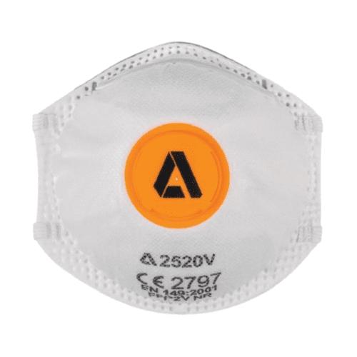 RP2520V_FFP2 Disposable Cup Shape Respirator - Box Of 20