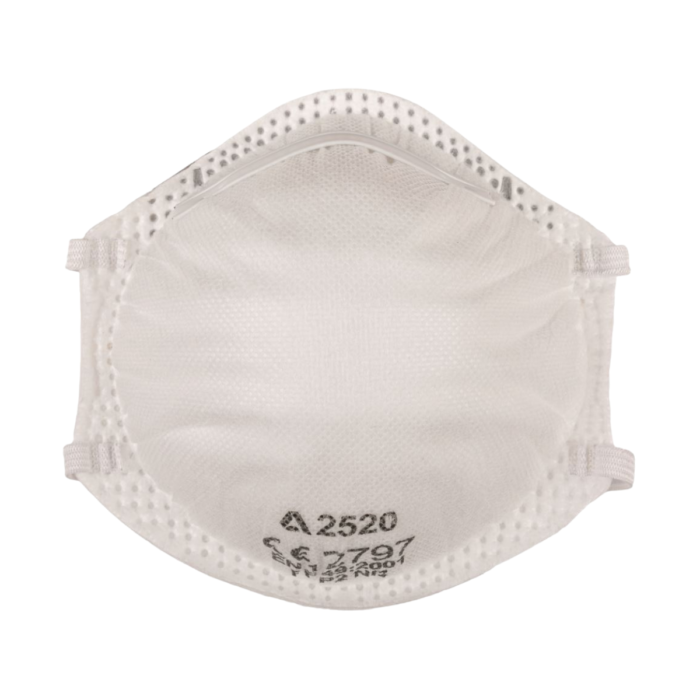 RP2520_FFP2 Disposable Cup Shape Respirator - Box Of 20