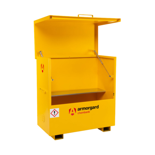 WH0010_Armorgard Chembank CBC4 Chemical COSHH Cabinet