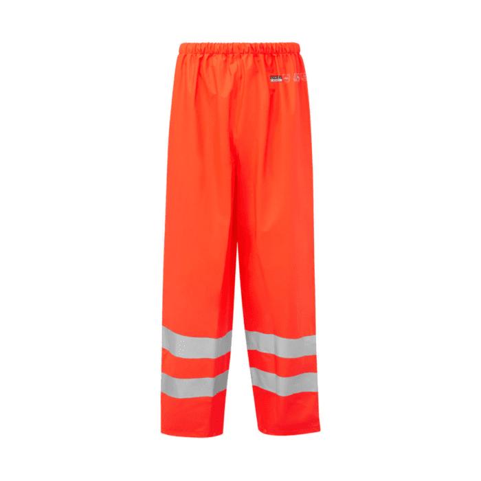 AS0052_Microflex AS FR Hi-Vis Rain Trousers