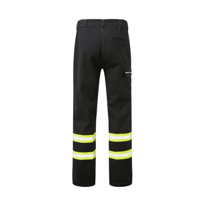 AS2304_HAZTEC® Furrial FR AS ARC Inherent Combat Trouser -Black_Back