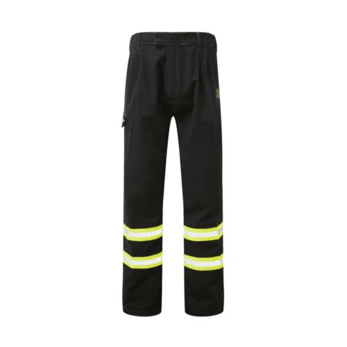 AS2304_HAZTEC® Furrial FR AS ARC Inherent Combat Trouser -Black_Front