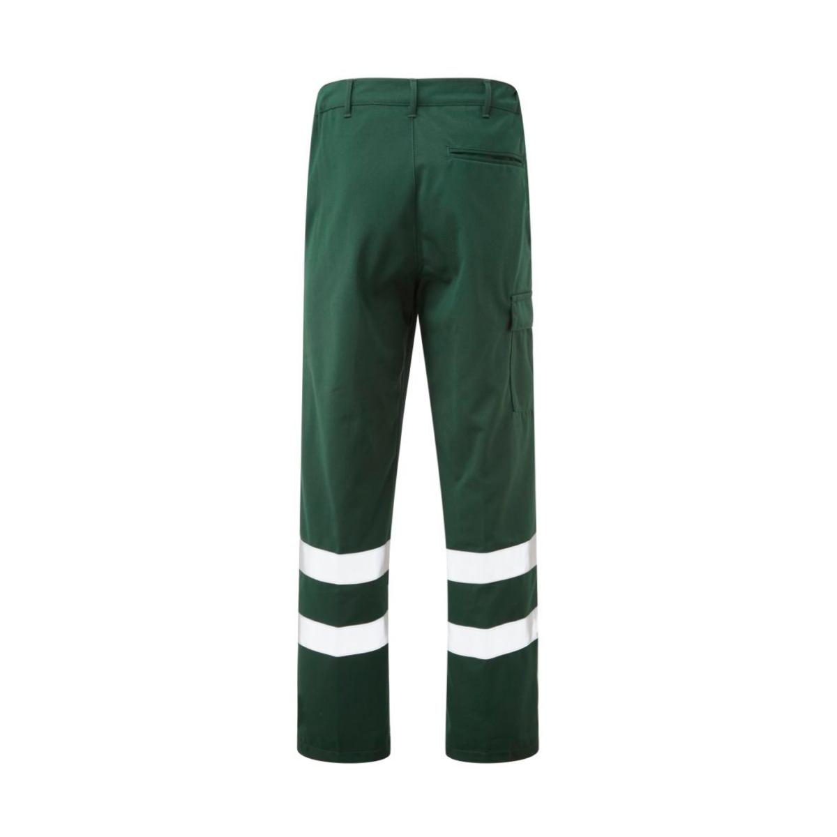 AS2305_HAZTEC® Tengiz FR AS Inherent Green Combat Trousers_Back