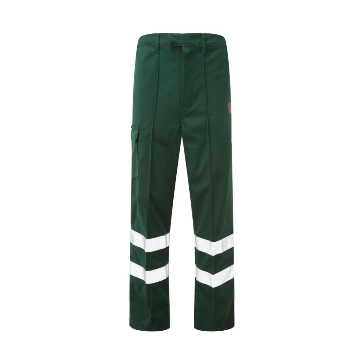AS2305_HAZTEC® Tengiz FR AS Inherent Green Combat Trousers_Front