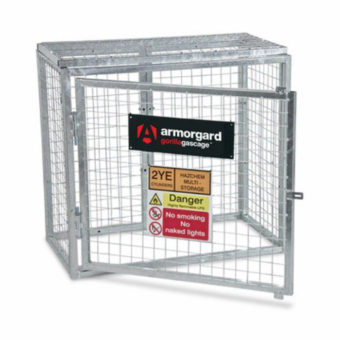Armorgard Gas Cage