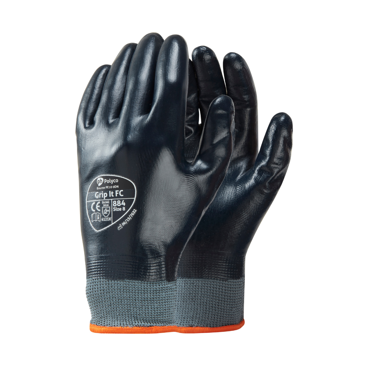 GL8840_Grip It Fully Coated Nitrile Gloves