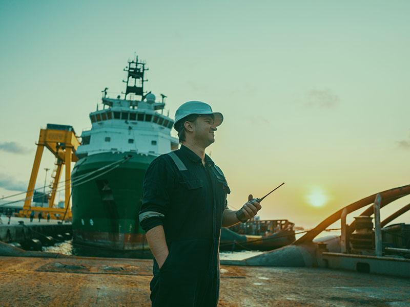 Marine Industry Image