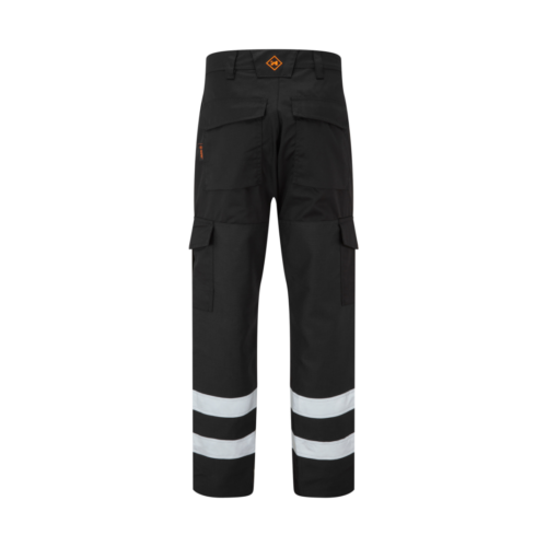 TR1848_HAZTEC® Tempa 80% Ballistic Trouser - Black_Back