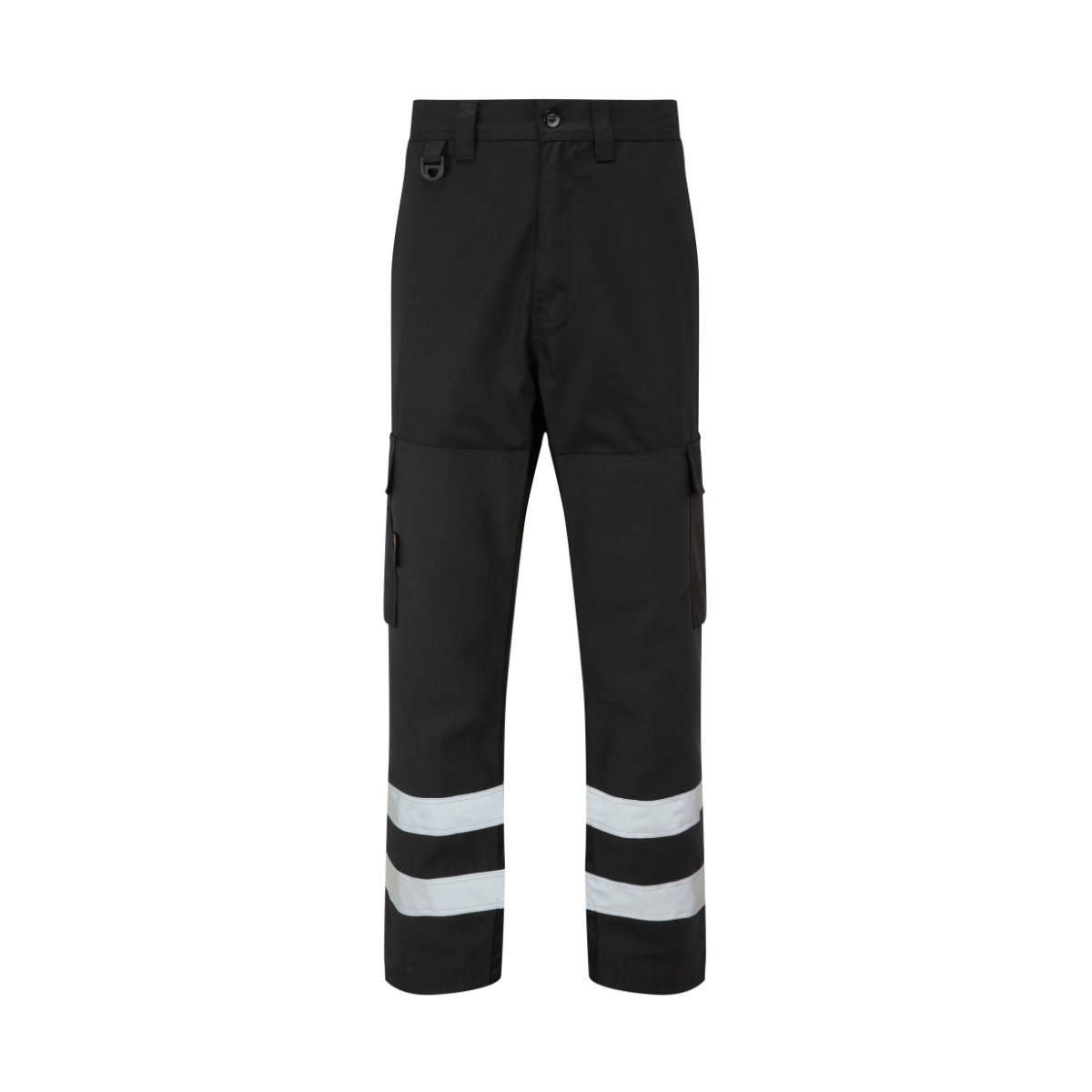 TR1848_HAZTEC® Tempa 80% Ballistic Trouser - Black_Front