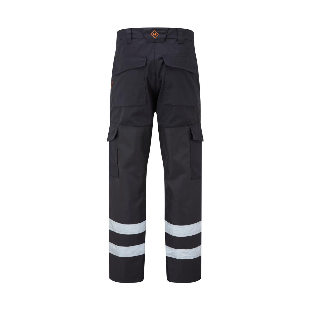 TR1848_HAZTEC® Tempa 80% Ballistic Trouser - Navy_Back