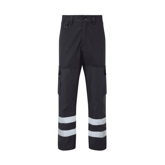 TR1848_HAZTEC® Tempa 80% Ballistic Trouser - Navy_Front