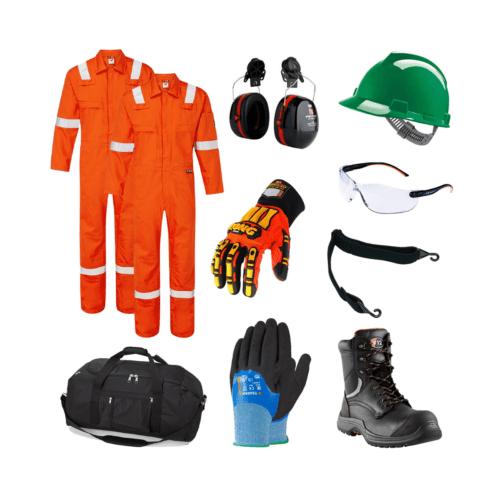 DK4040-N_ORKA Silver Offshore PPE Kit