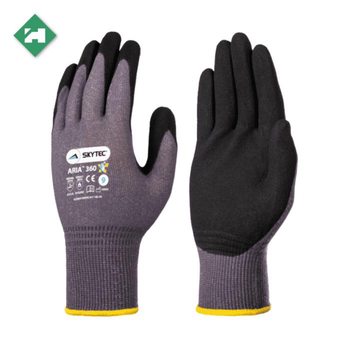 GL3000_Skytec Aria 360 Nitrile Foam Glove