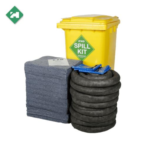 SC2400_Evo 240 Litre Spill Kit in Wheelie Bin