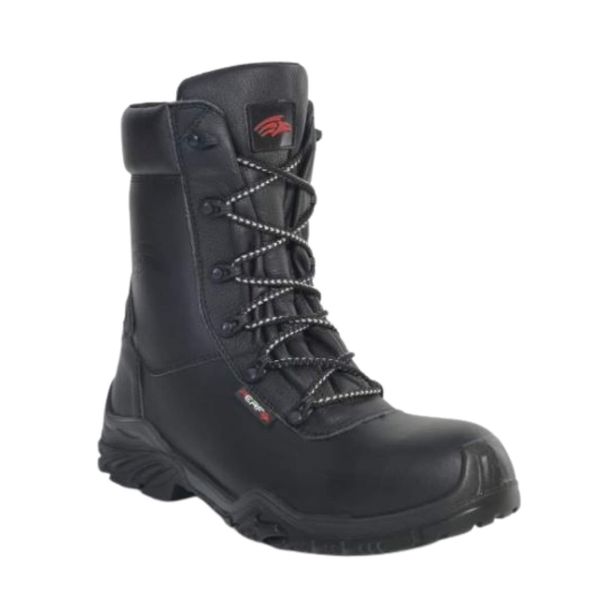 SF0103-N_Platform Lightweight Zip-Sided Safety Boot