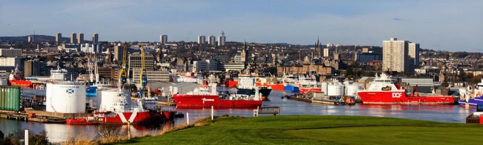 Oil Platform Supply Vessels Aberdeen