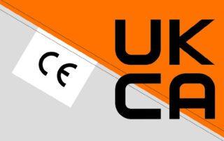 HAZCHEM UKCA CE label feature